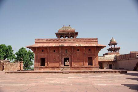 fatehpur: Fatehpur Sikri, Rajasthan Stock Photo