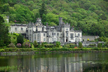 Abbey in Ireland