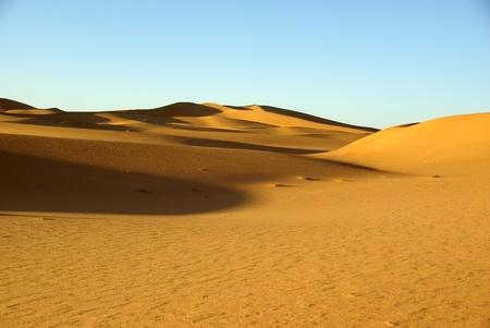 libya: Sand sea, Libya
