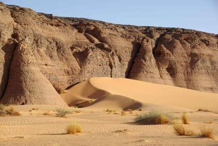 libyan: Desert in Libya