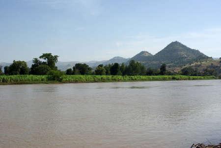 Landscape in Ethiopia Stock Photo - 11536697