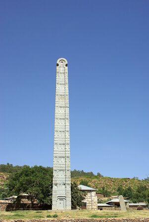 stele: Stele in Ethiopia