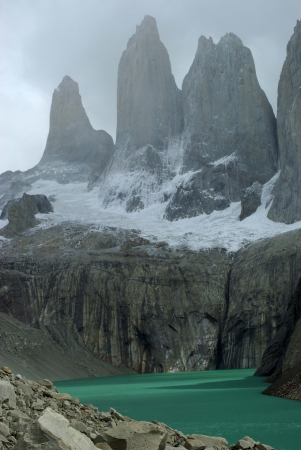 Peaks in Chile photo