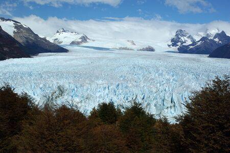 glaciares: Perito Moreno glacier, Argentina Stock Photo