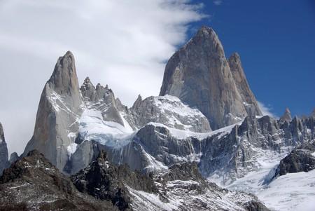 fitz: Mount Fitz Roy, Argentina