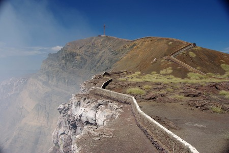 Masaya Volcano in Nicaragua photo