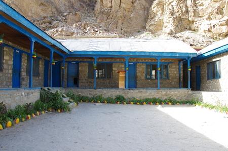 School in Ladakh, India