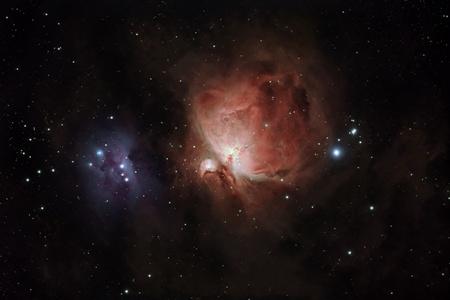 Orion nebula Stok Fotoğraf