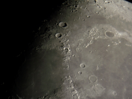 Lunar surface Stock Photo - 13656628