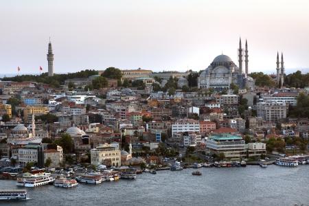 constantinople: Istanbul Stock Photo