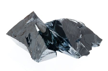 Close-up of Polycrystalline Silicon photo