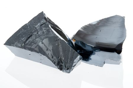 wafers: Close-up of Polycrystalline Silicon