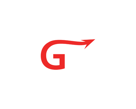 Letter G icon.