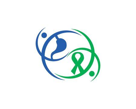 Cancer icon. Stock Vector - 92134598