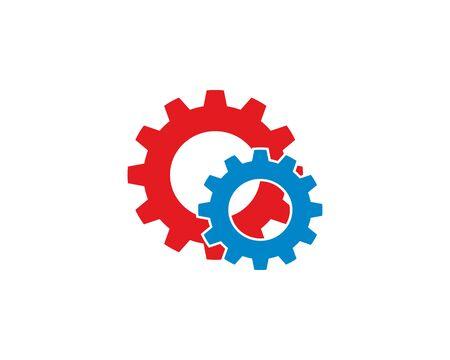 is a symbol that symbolizes service, repair or machine