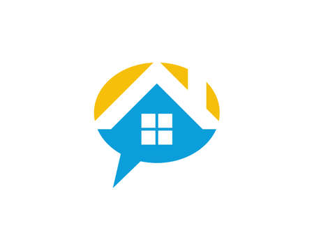 Icona casa o alloggio