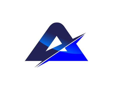 A logo design vector illustration