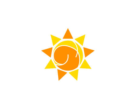is a symbol associated with nature, especially sun, sunrise, sunset, outer space