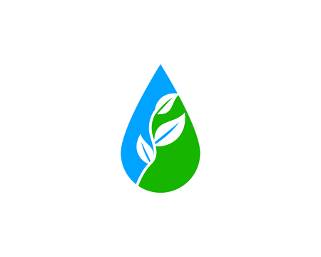 is a symbol associated with water and leaves