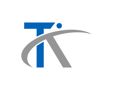 TK Letter Design Template