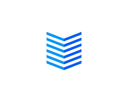 Building Logo Vector Design Template