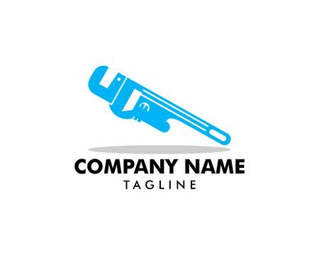 Plumbing Service Logo Template, Water Service Logo Logo