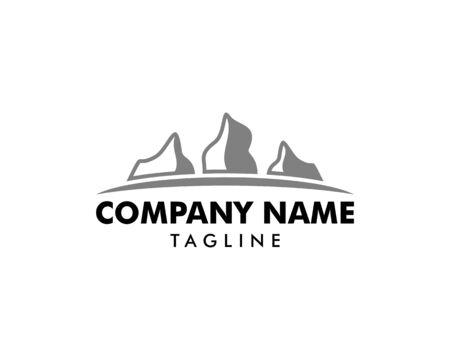Rock hill logo on white
