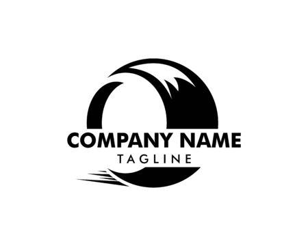 Tyre Shop Logo Design Inspiration Vector