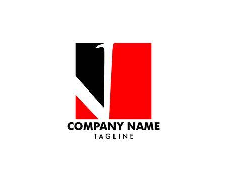 Initial Letter V Logo Template Design