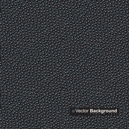texture di sfondo di caviale nero