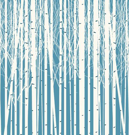 textura transparente con una imagen del bosque de árboles contra el cielo azul