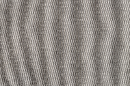 grained: close up gray grained cotton background Stock Photo