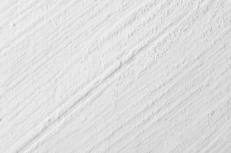close up painted white wall texture