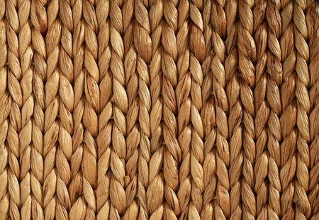 craftwork: African Woven Basket texture horizontal Stock Photo