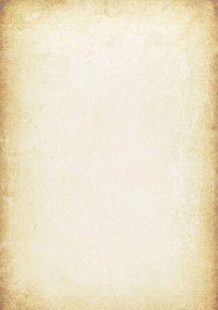 Grunge vintage manuscript background Stock Photo - 7008997