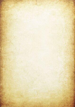 pergamino: Fondo de cosecha manuscrito de grunge