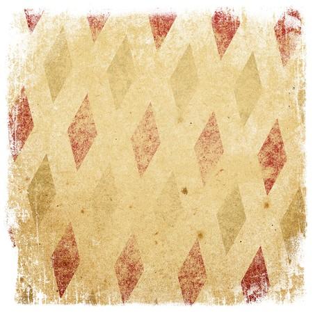 fondo de circo: Fondo de circo retro vintage. Aislados en blanco.  Foto de archivo