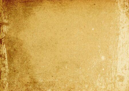 Marrone Vintage colorato sfondo (formato A4, orientamento orizzontale).