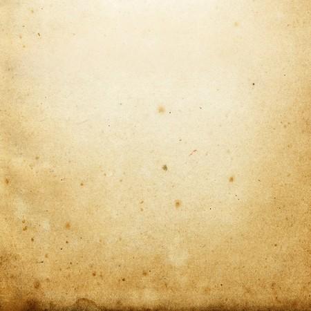 Oude grunge paper achtergrond, geaccentueerd de bovenste helft.