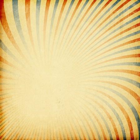 Retro sunburst background. photo