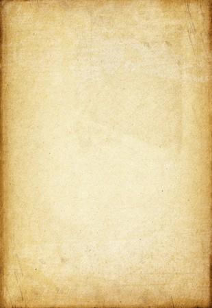 pergamino: Alto fondo detallada de papel Vintage