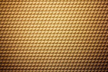 Shiny Golden Diamond Shaped Plate Background Stock Photo - 7316867