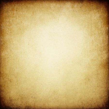 burned: The texture of old vintage burned paper. With space for text or image. Stock Photo