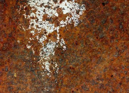 Grunge rusty iron background Stock Photo - 7576047