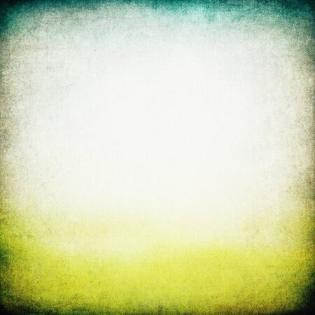 Retro abstract image of a sky and earth. photo