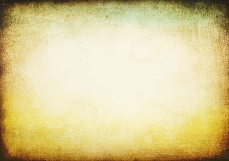 Grunge vintage manuscript background, horizontal composition. Stock Photo - 7629693
