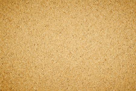 Simple flat sand texture. photo