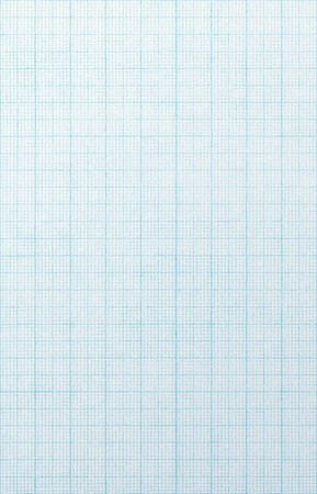 Aged old grid scale paper background. Stock Photo - 7647340