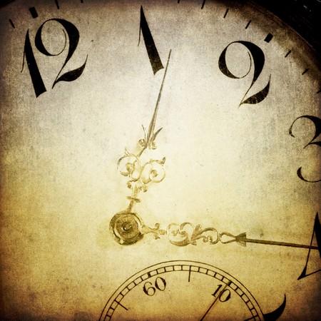 reloj antiguo: Reloj vintage. Fondo de tema de tiempo abstracto.