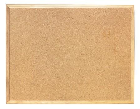 Empty pin board  photo